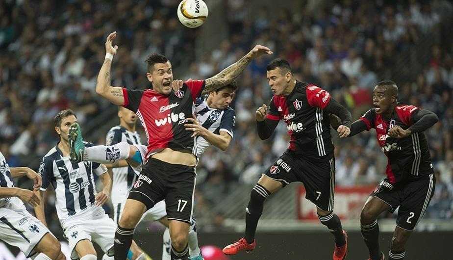 Monterrey vs Atlas - Jornada 17 Liga MX