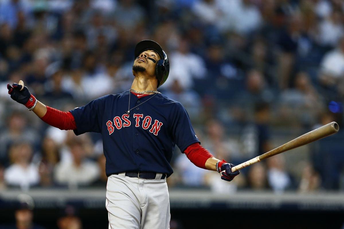 Boston Red Sox, MLB - Mercado de Apuestas