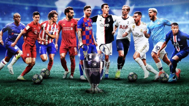 UEFA Champions League - Mercado de Apuestas