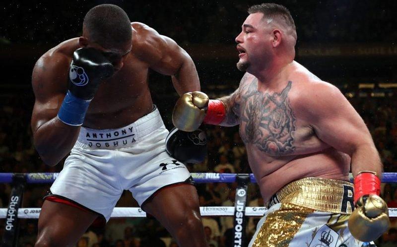 Ruiz vs Joshua - Mercado de Apuestas