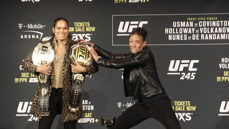 UFC 245 - Mercado de Apuestas
