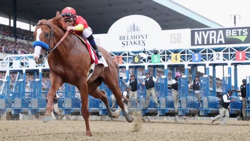 Belmont Stakes 2020 - Mercado de Apuestas