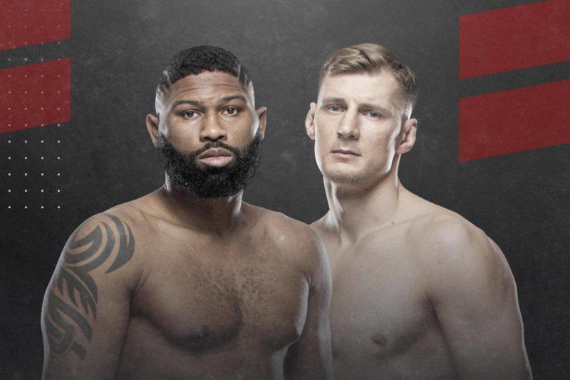 UFC Fight Night - Mercado de Apuestas
