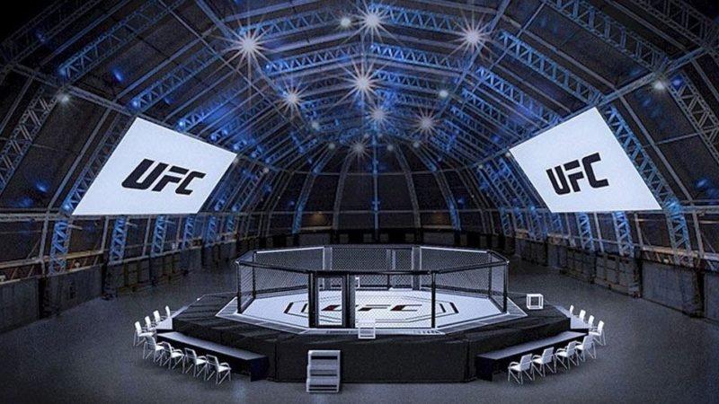 UFC 251 - Mercado de Apuestas