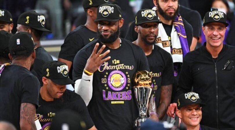 NBA 2020-2021 - Mercado de Apuestas
